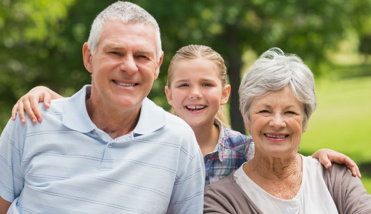 do grandparents have special entitlements to spend time