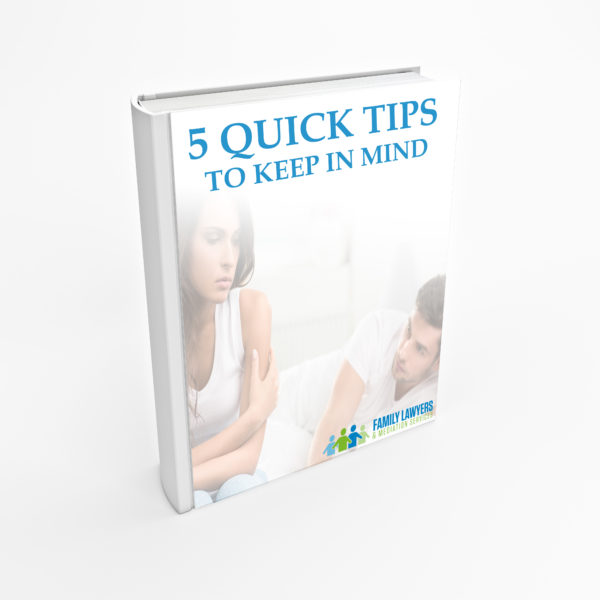 5 Quick Tips Ebook Cover
